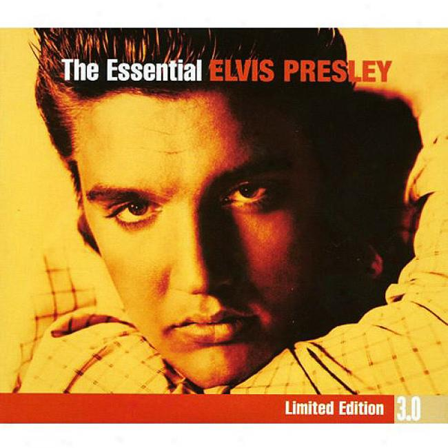 The Essential Elvis Presley 3.0 (limited Edition) (3cd)