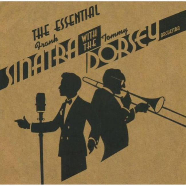 The Essential Frank Sinatra & The Tommy Dorsey Orchestra (2cd)