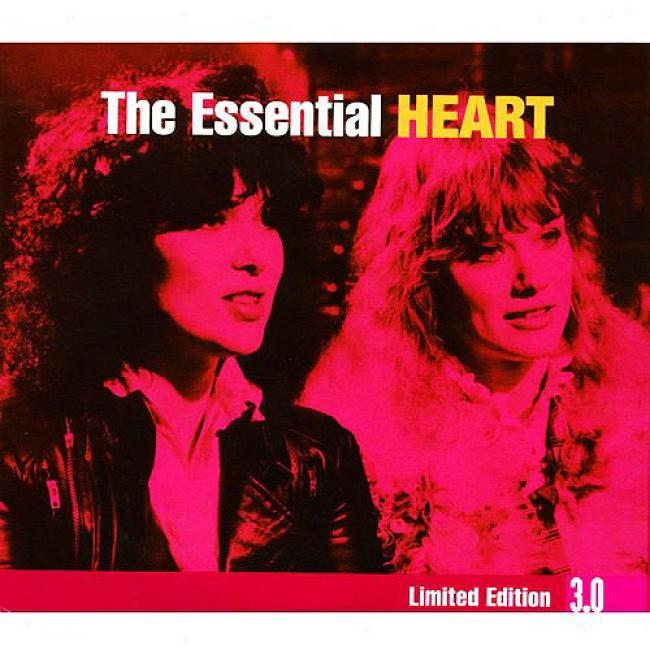 The Essential Heart 3.0 (limited Edition) (3cd)
