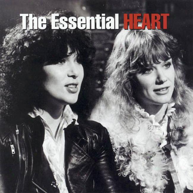 The Essential Heart (limited Editio)n (2cd) (remaster)