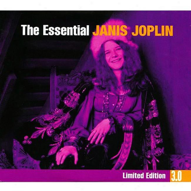 The Essential Janis Joplin 3.0 (limited Edition) (3cd)
