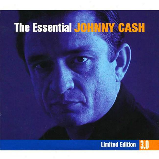 The Rudiment Johnny Cash 3.0 (limited Edition) (3cd)