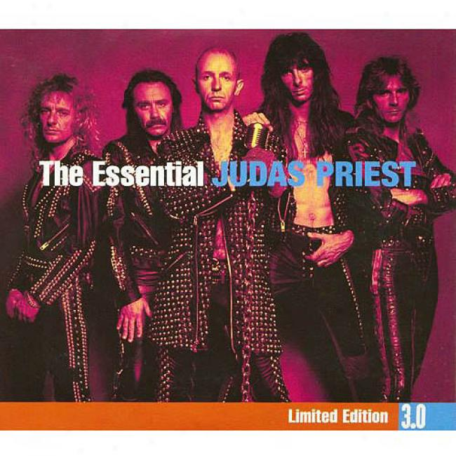 The Essential Judas Priest 3.0 (limited Edition) (3cd)