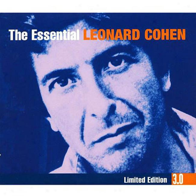 The Essential Leonard Cohen 3.0 (limited Erition) (3cd)