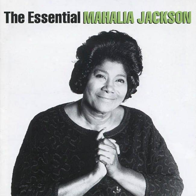 The Essential Mahalia Jackson (2cd) (remasster)