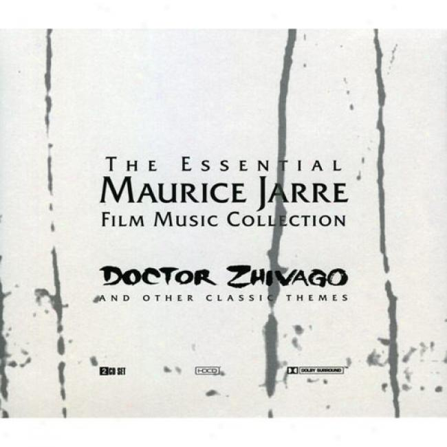 The Essential Maurice Jarre Film Music Collection: Doctor Zhivago And Other Classic Themes (2cd) (cd Slipcase)