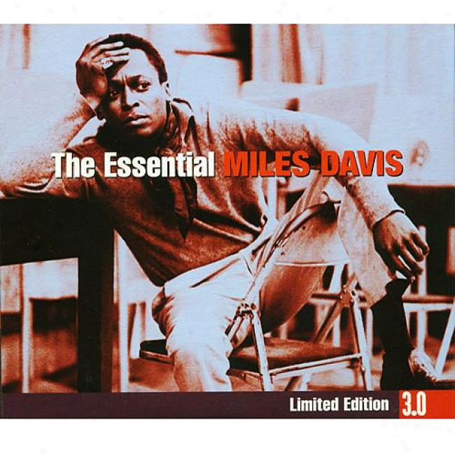 The Essential Miles Davis 3.0 (limited Edition) (3cd)