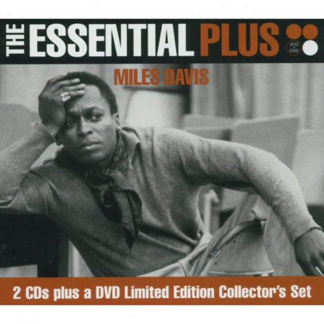 The Essential Plus (limited Edition) (2cd) (includes Dvd) (digi-pak)