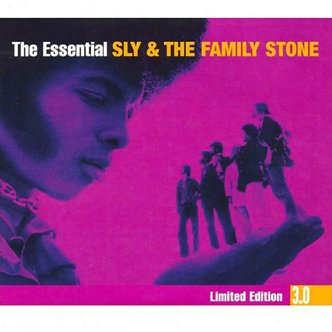 The Rudiment Sly & The Family Stone 3.0 (limited Edition) (3cd)