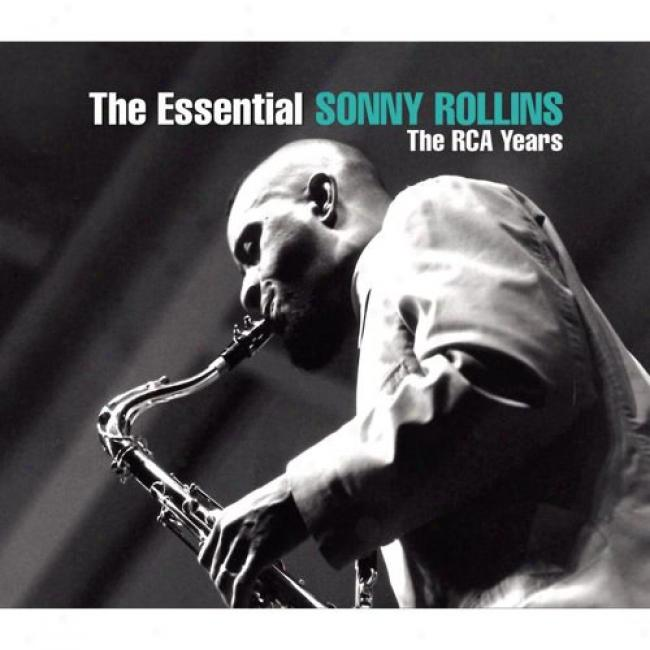 The Rudiment: Sonny Rollins The Rca Years (2cd) (remaster)