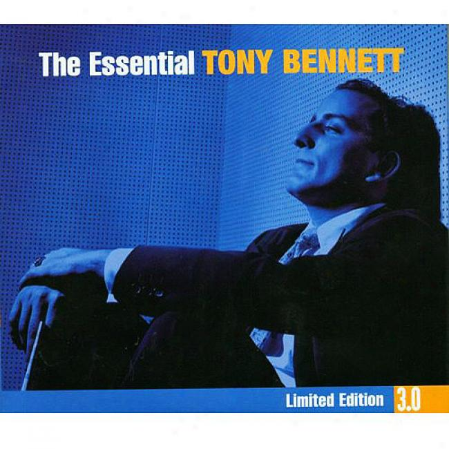 The Essential Tony Bennett 3.0 (limited Edition) (3cd