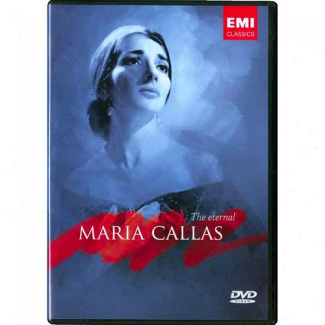 The Eternal Maria Callas (music Dvd) (amaray Case)