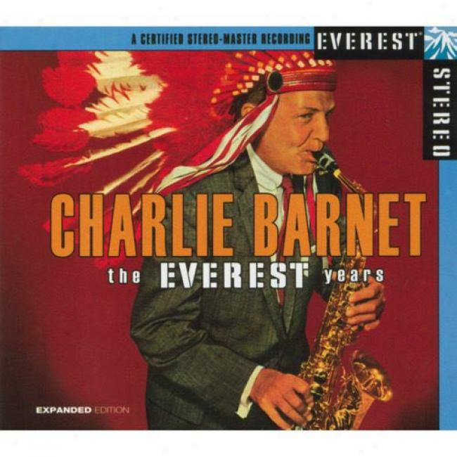 The Everest Years (expanded Edition) (digi-pak)