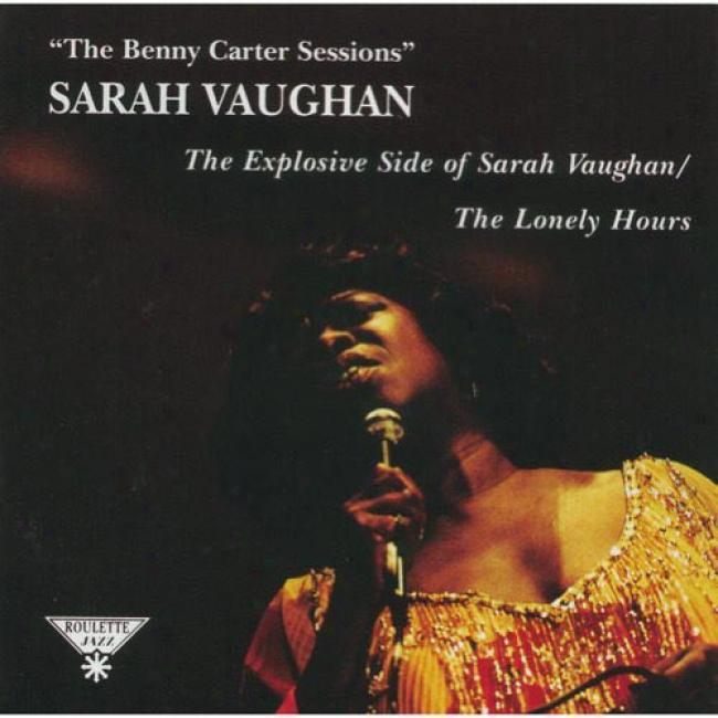 The Expposive Side Of Sarah Vaughan/the Lonely Hours