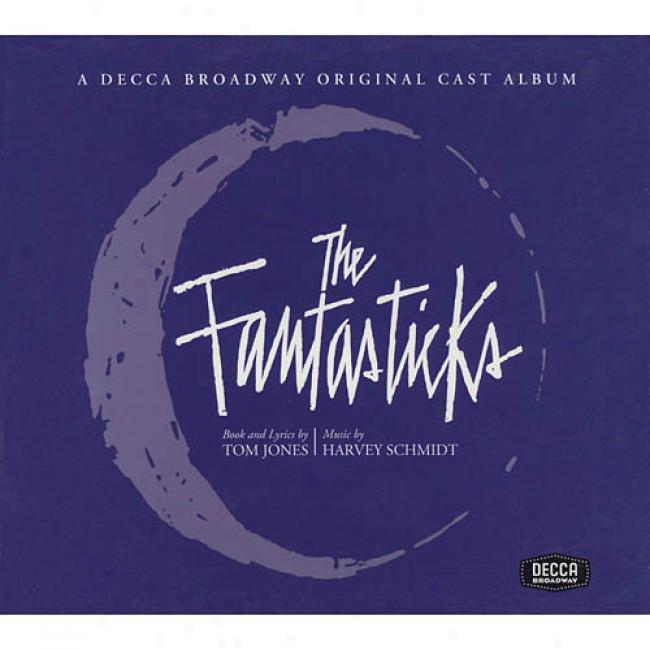 The Fantasticks Soundtrack (cd Slipcase) (remaster)