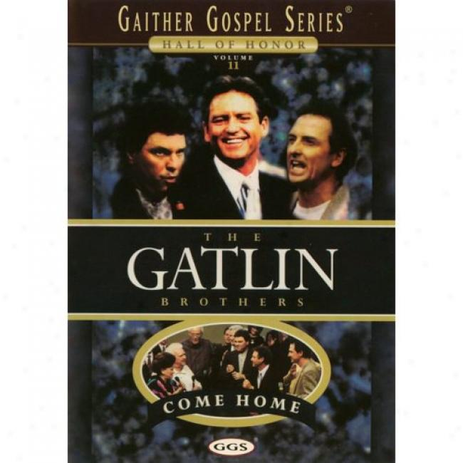 The Gatlin Brothers Come Home (music Dvd) (amaray Case)