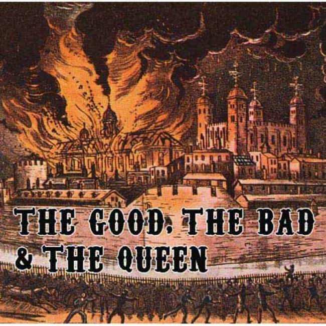 Te Good, The Bad & The Queen (limited Edition) (includes Dvd) (digi-pak)