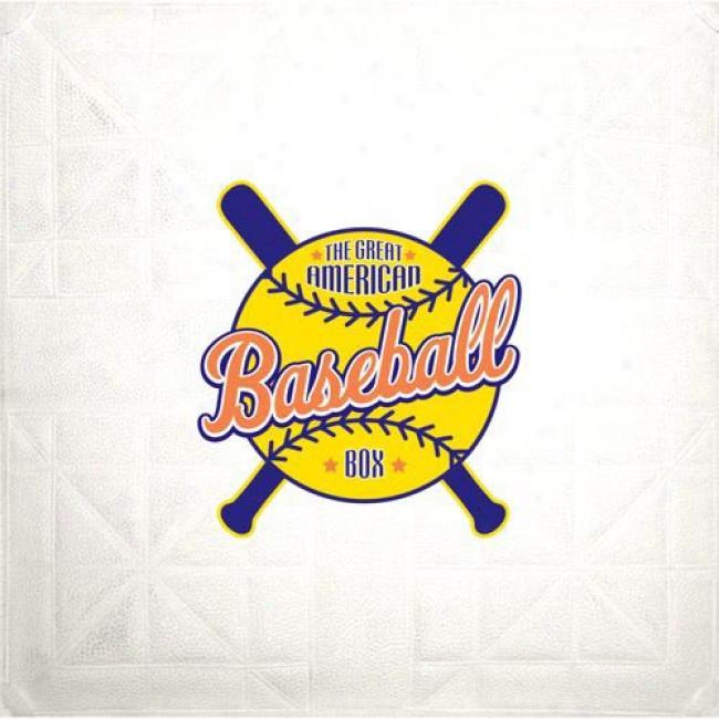 The Great American Baseball Box (4 Dizc Box Set) (remaster)