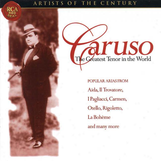 The Greatest Tenor In The World! (2cd) (remaster)