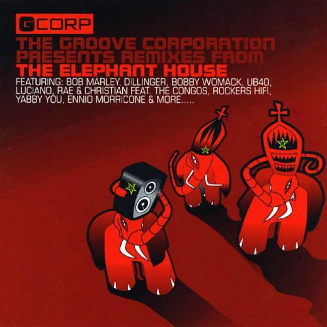 The Groove Cotporation Presents: Remixes From The Elephant House
