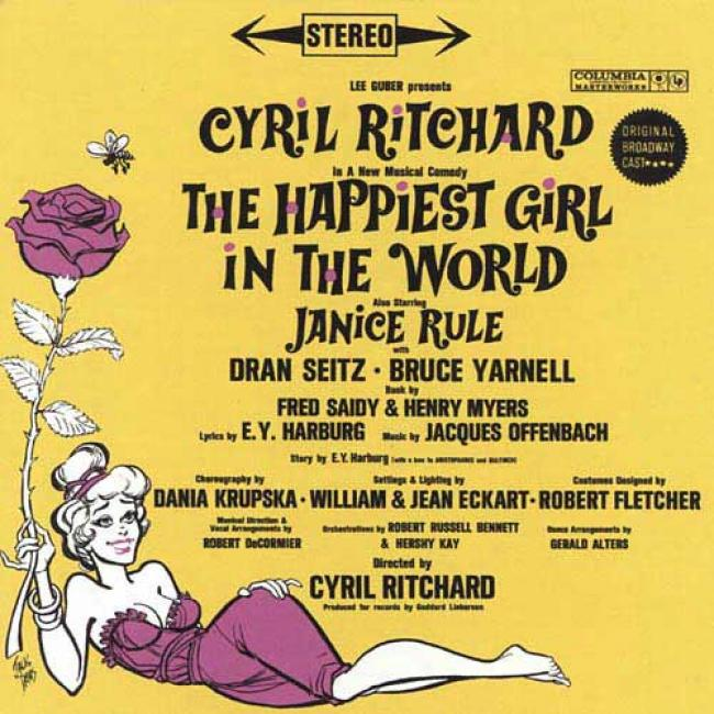 The Happiest Girl In The World Soundtrack (remaster)
