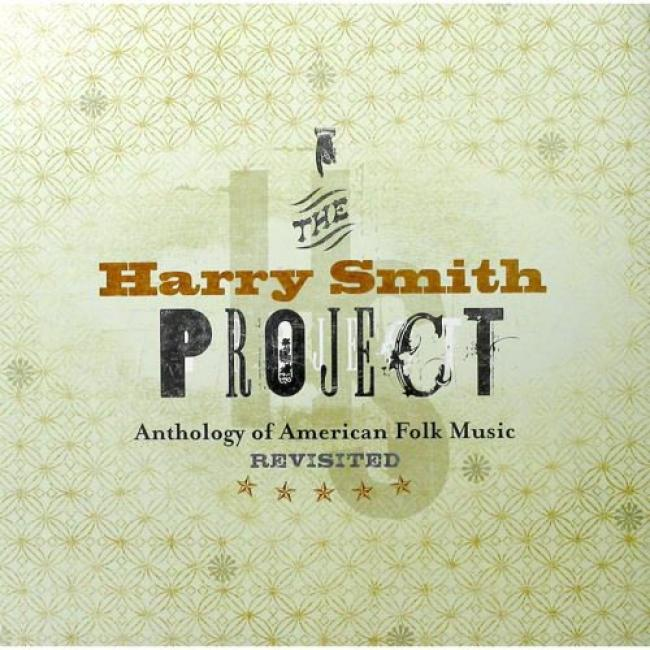 The Harry Smity Project: Anthology Of American Folk Melody Revisited (2 Disc Box Set) (uncludes 2 Dvds)