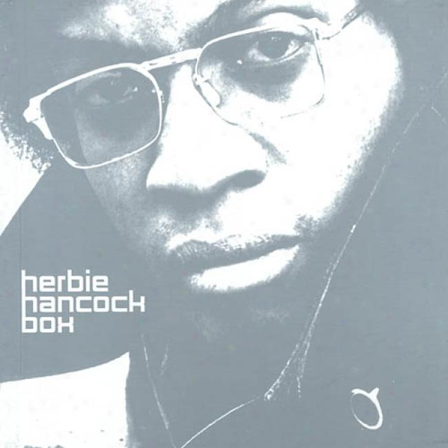 The Herbie Hancock Box (4 Disc Box Set) (remaster)