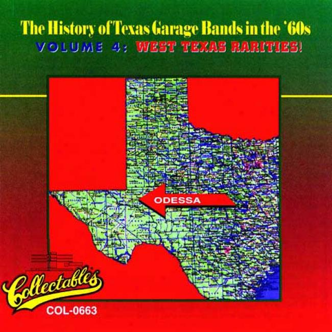 The History Of Texas Garage Bahds In The '60s, Vol.5: Corpus Chrsti Rarities