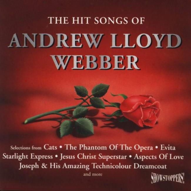 The Hit Songs Of Andrew Lloyd Webber Soundtrack