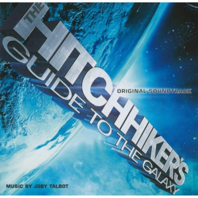The Hitchhiker's Guide To The Galaxy Sohndtrack