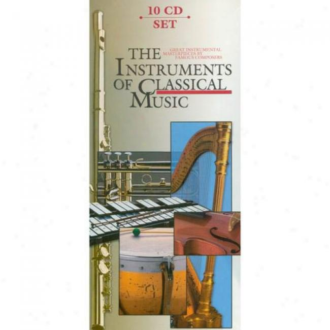 The Instruments Of Classical Music (10 Disc Box Set)