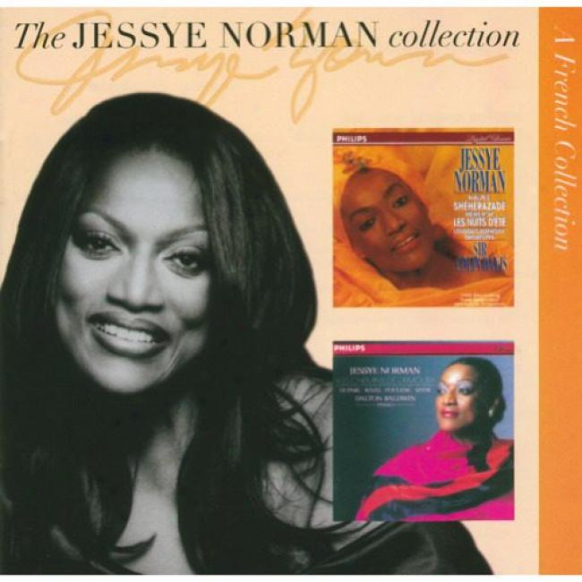 The Jessye Norman Collection: A French Collection (2cd)