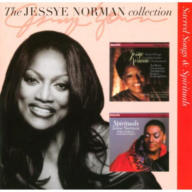 The Jessye Norkan Collection: Sacred Songs & Spirituals (2cd)