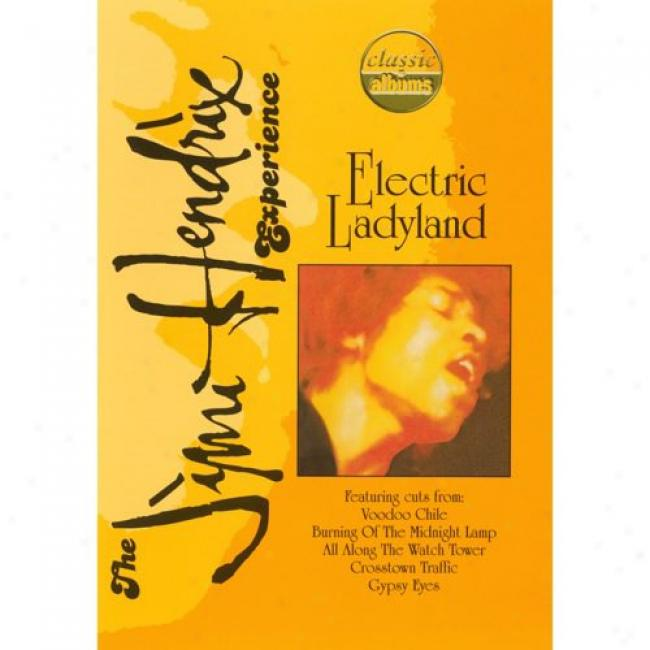 The Jimi Hendrix Endure: Electric Ladyland (music Dvd) (amaray Case)