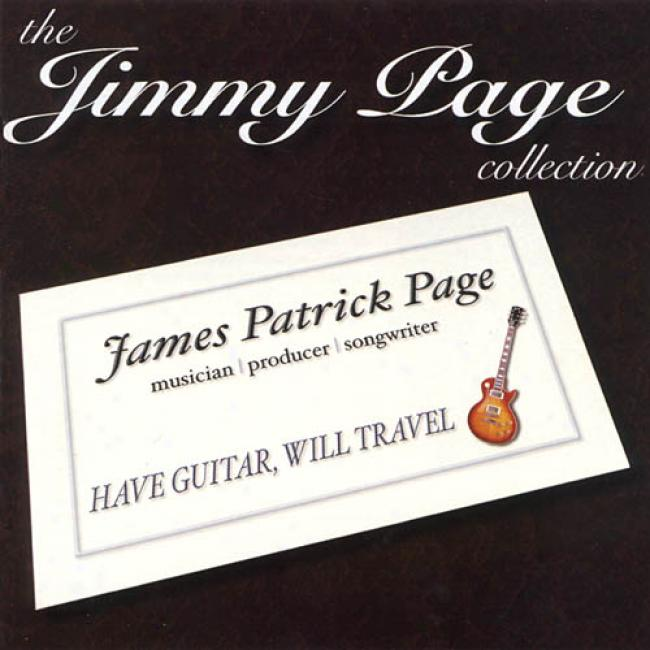 The Jimmy Boy-servant Colection: Have Guitar, Will Travel (remaster)