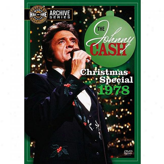 The Johnny Cash Christmas Special 1978 (music Dvd) (amaray Case)