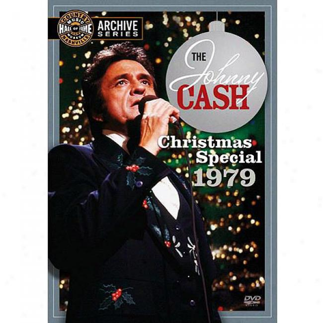 The Johnny Cash Christmas Special 1979 (music Dvd)