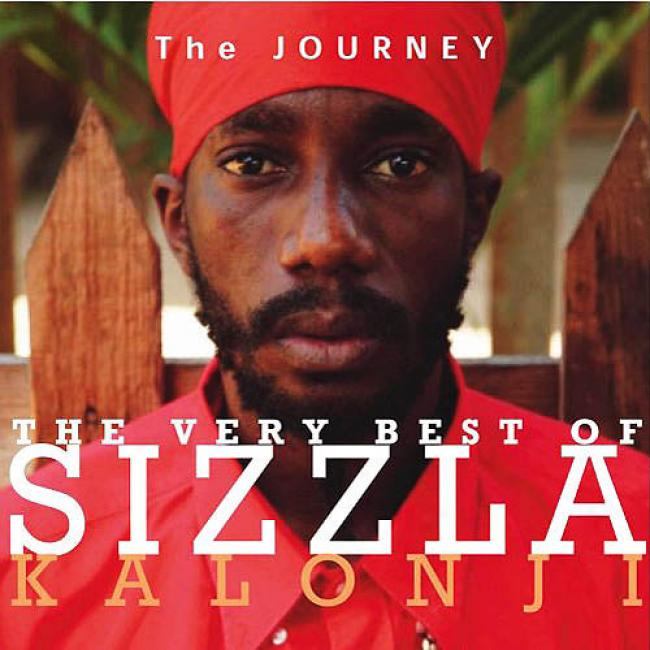 The Journey: The Very Best Of Sizzla Kalonji (includes Dvd) (cd Slipcase)