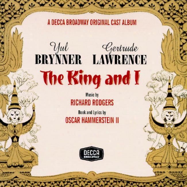The King And I Soundtrack (cd Slipcase) (remaster)