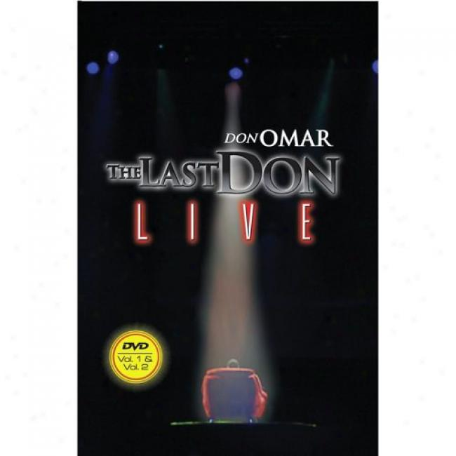 The Last Put on Ignited (2 Dics Music Dvd) (amaray Case)