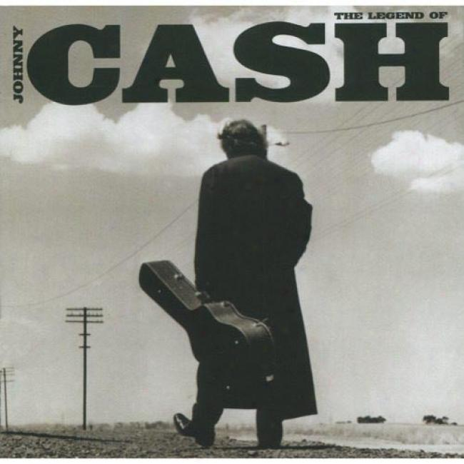The eLgend Of Johnny Cash (with Iron On Decale) (remaster)