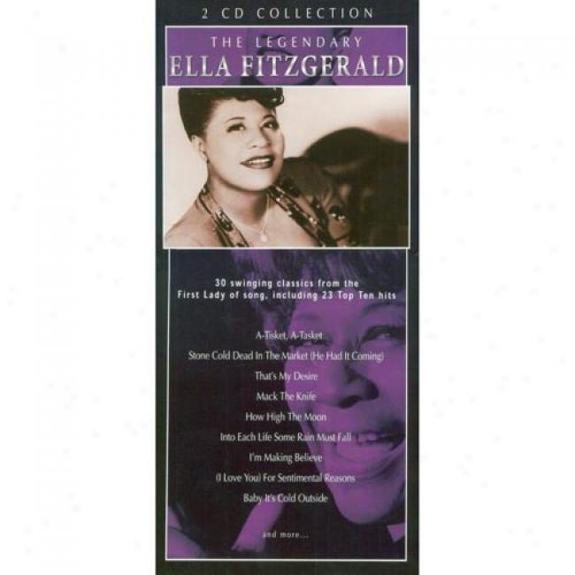 The Legendary Ella Fitzgerald (2 Disc Box Set)