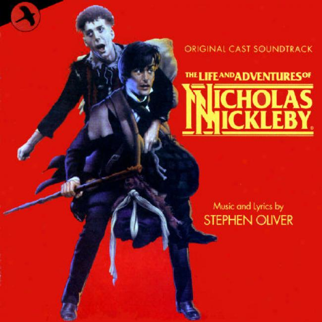 The Life Andd Adventures Of Nicholas Nickleby Soundtrrack