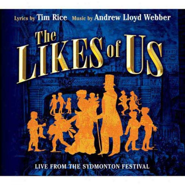 The Likes Of Us Soundtrack (2cd) (cd Slipcase)