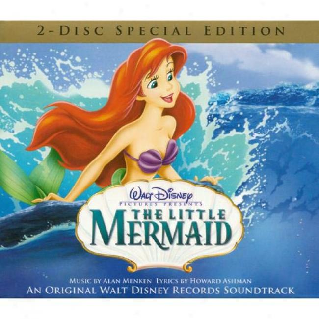 The Little Mermaid Score (special Edition) (2cd) (digi-pak)