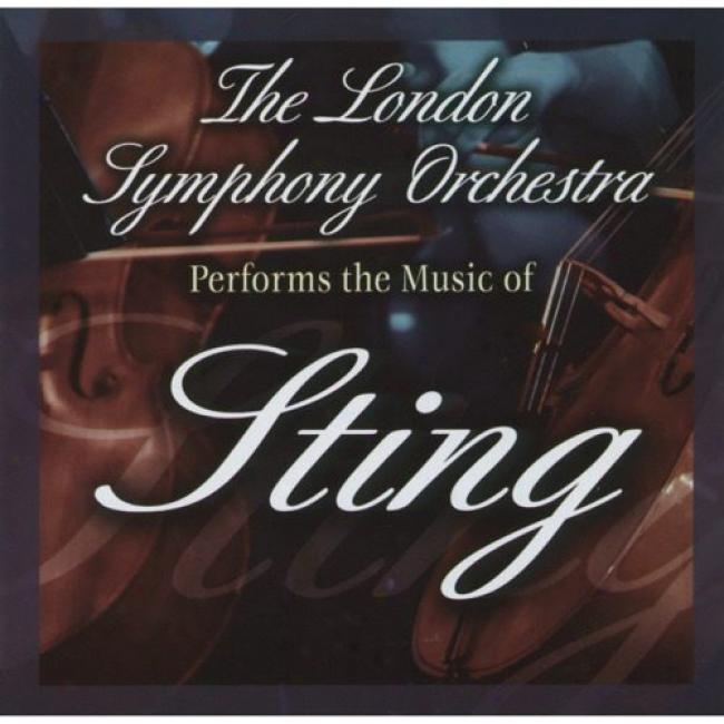 The London Symphony Orchestra Performs The Melody Of Sting