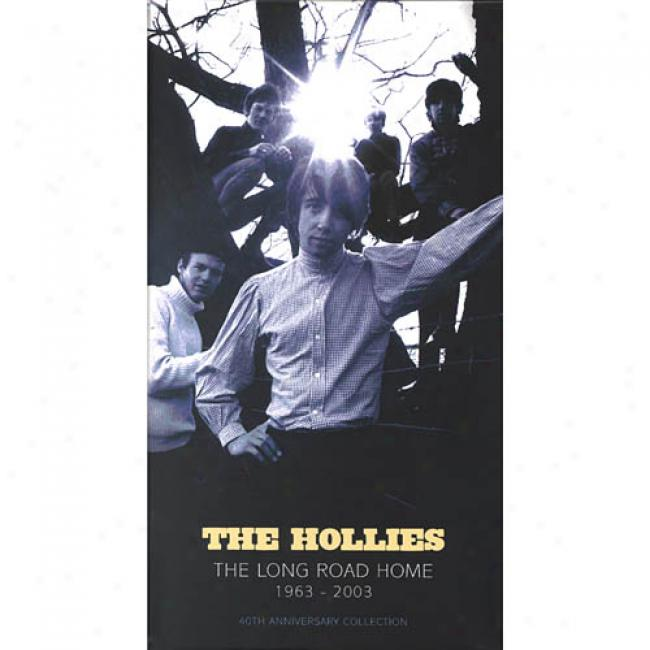 The Long Road Home 1963-20O3: 40th Anniversary Collection (6cd) (remaster)