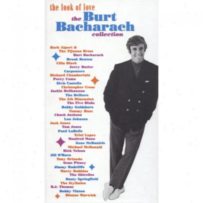 The Look Of Love: The Burt Bacharach Collection (box Set) (remaster)