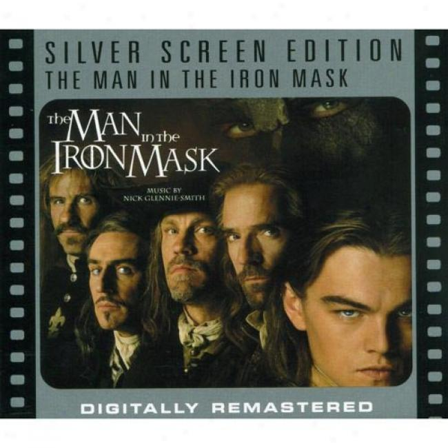 The Man In The Iron Mask Score (cd Slipcase) (remaster)