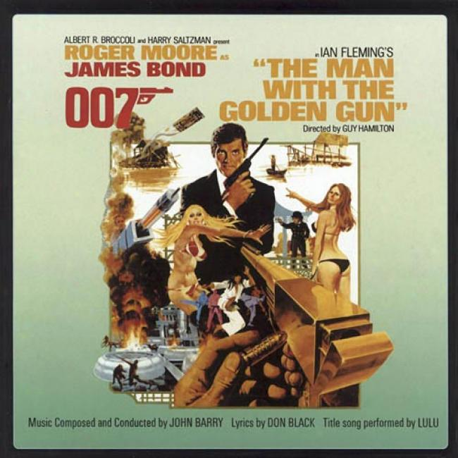 The Man With The Golden Gun Soundtrack (remaster)